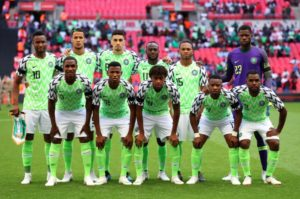 SUPER EAGLES AT THE 2018 AFRICAN CUP OF NATIONS (AFCON)
