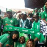 SESCNG Mobilised Supporters ahead of Super Eagles AFCON qualifier match